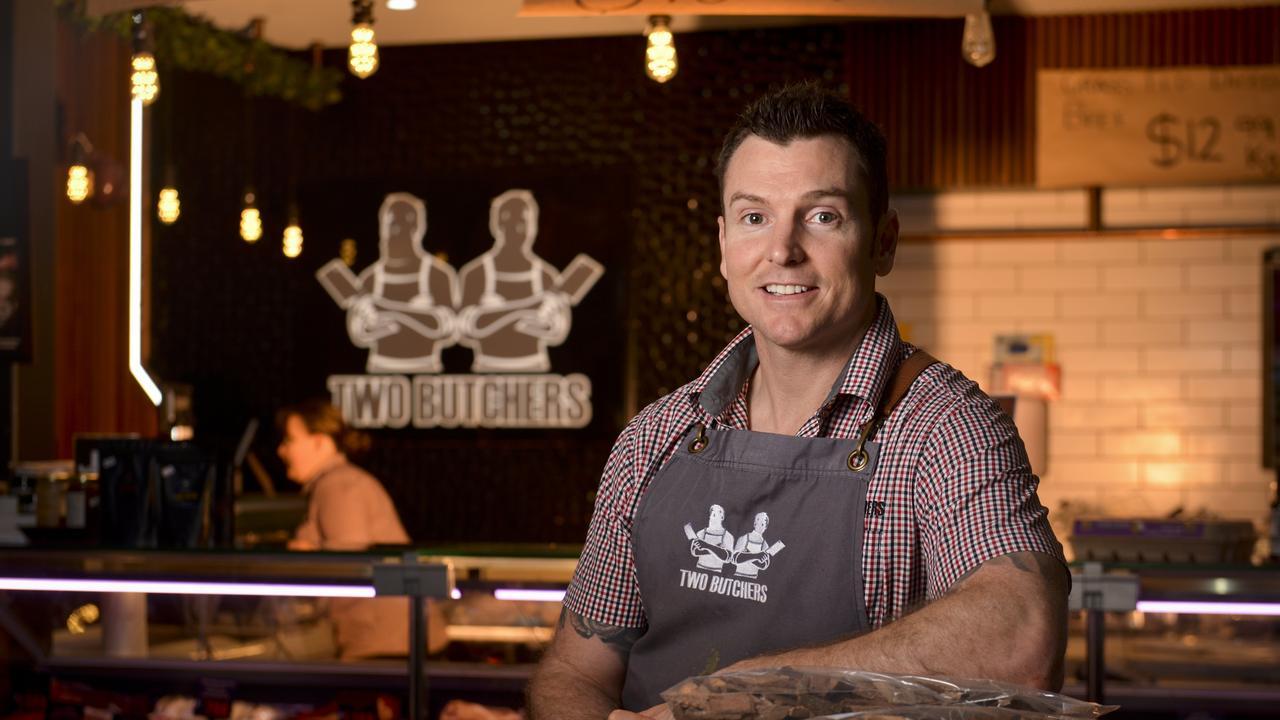 Butcher Steve McMeniman.