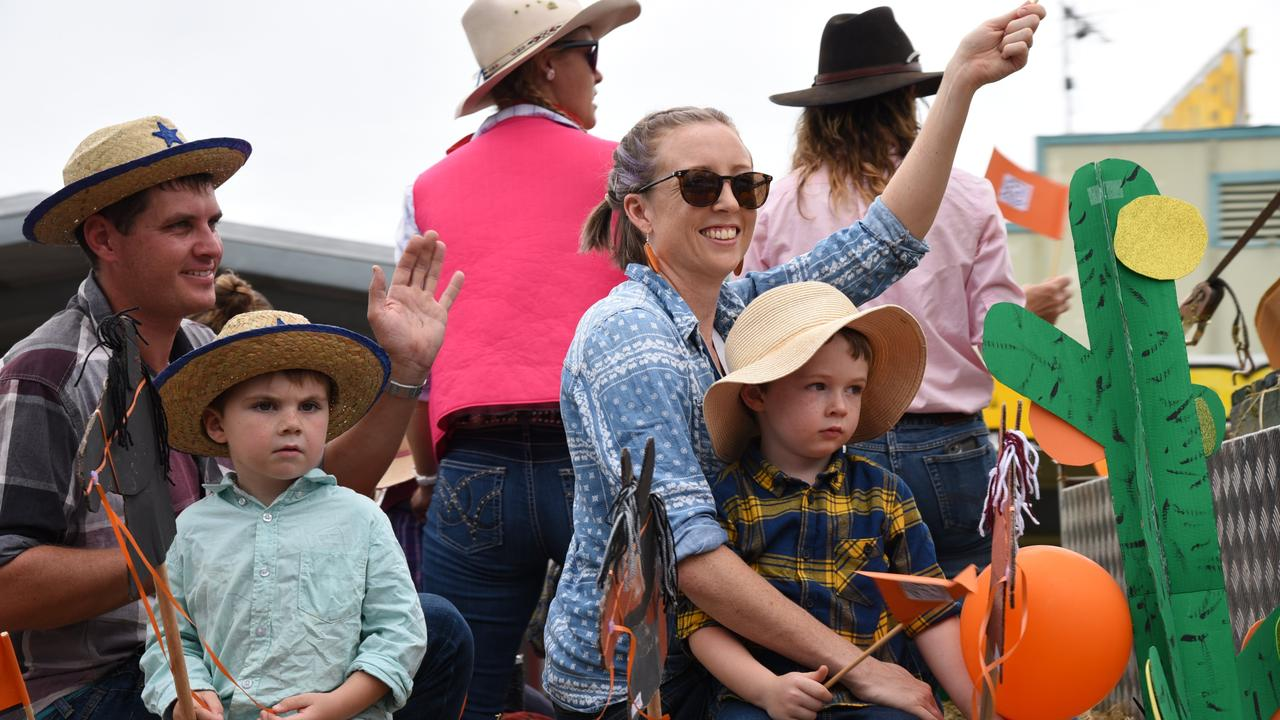 REVIEW INTO EVENTS: A review has been proposed into major events such as the Gayndah Orange Festival, following a council discussion at their general meeting on May 27. Picture: Alex Treacy