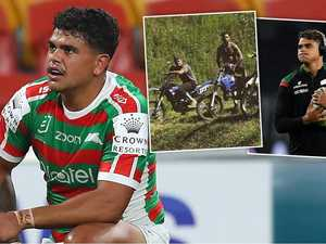 Latrell's NRL fight intensifies as star fights $50k fine