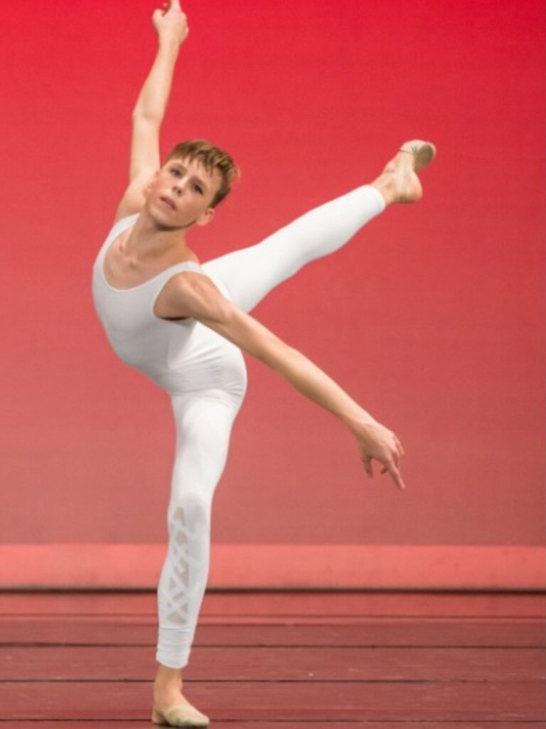 Sunshine Coast ballet star Alfie Shacklock is off to the Royal Ballet School in London.