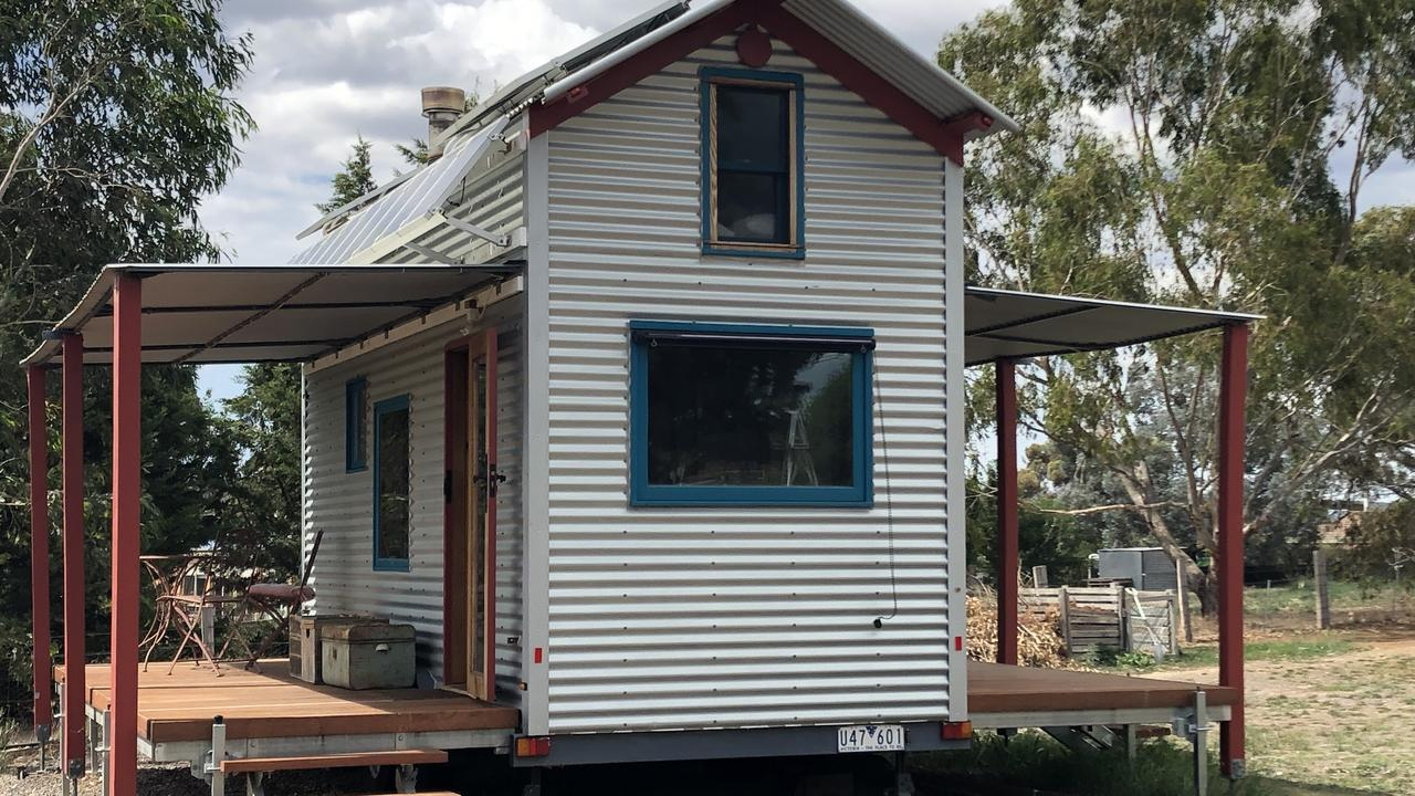 Building tiny houses is Noosa is encouraged in this only access.