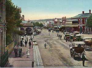 Toowoomba History