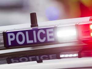 ROAD RAGE: Car rammed in incident at Pottsville
