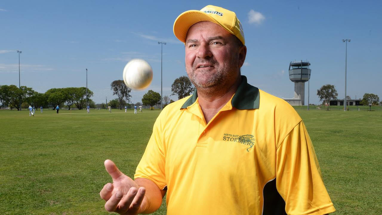 Dedicated club and regional cricket coach Craig Jesberg. Picture: Rob Williams