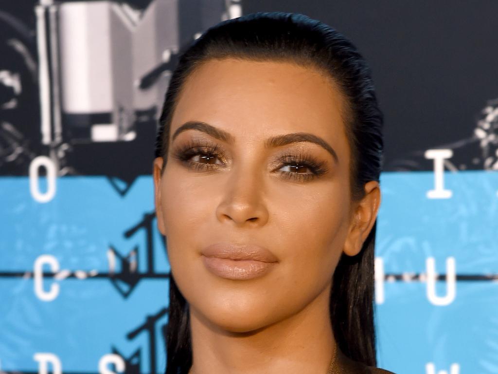 Kim Kardashian. Picture: Getty
