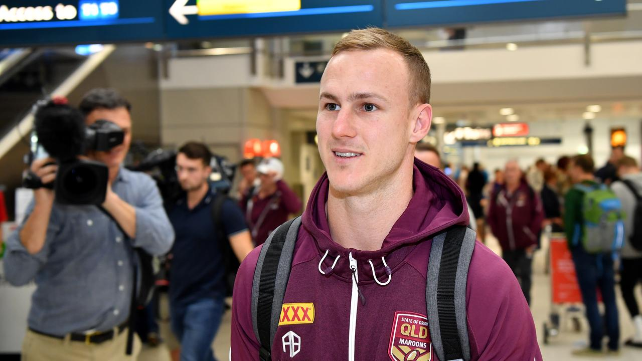The Queensland Maroons skipper had a mixed year for Origin in 2019, but is ready to try and reclaim the Shield in 2020. Picture: AAP.
