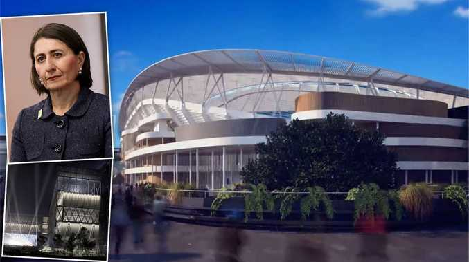 Premier dumps $810m stadium rebuild