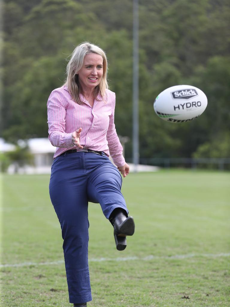 Tourism minister Kate Jones. Picture: Annette Dew