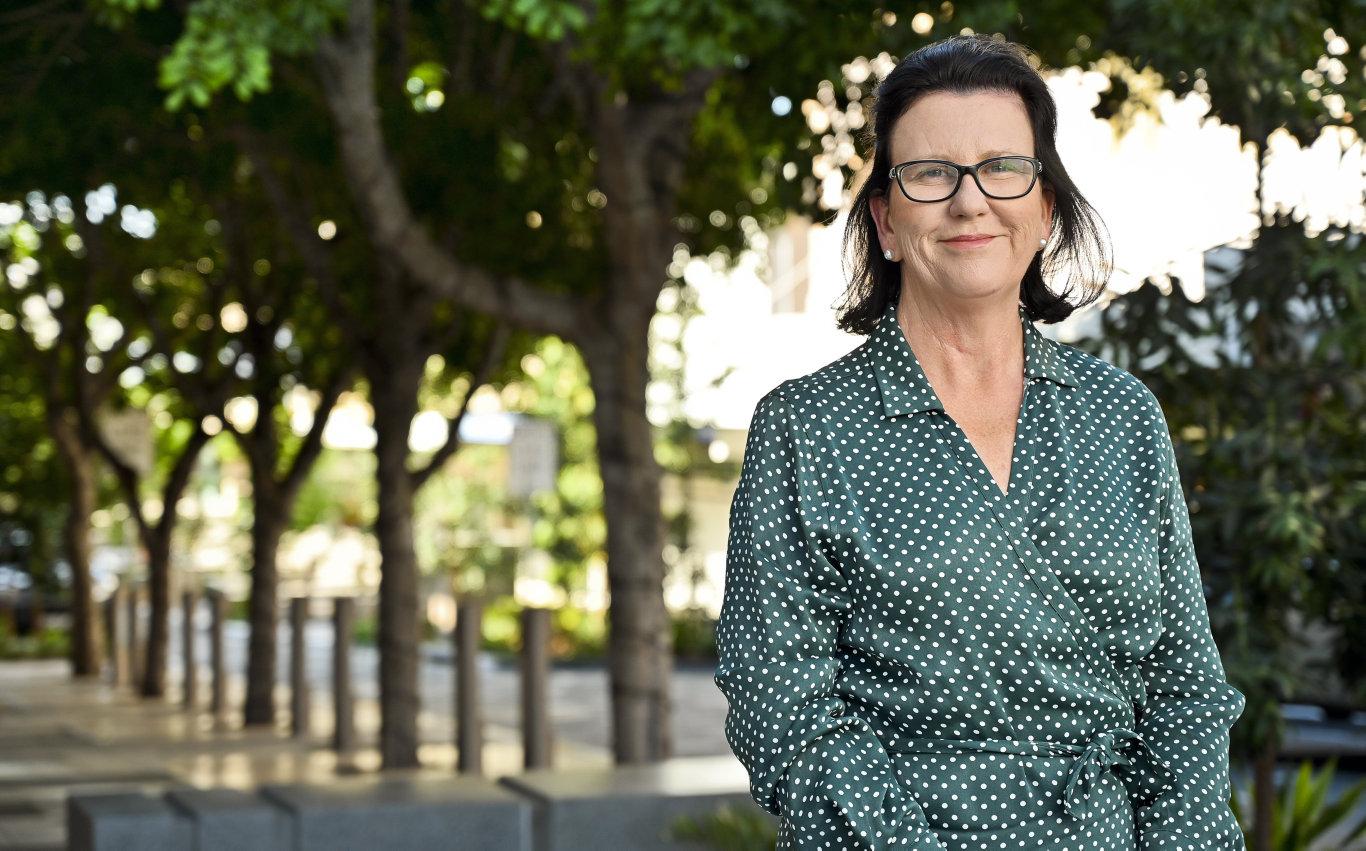 Deputy Mayor Marnie Doyle.