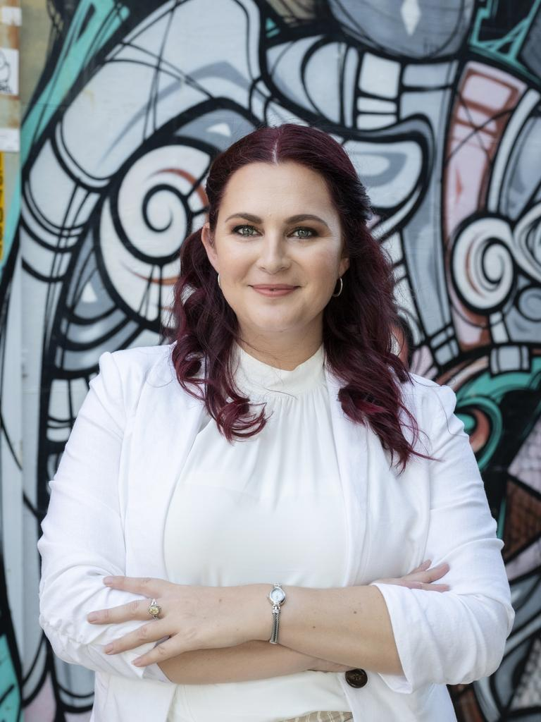 PICTURE OF HEALTH: The Healthy Entrepreneur Rebecca Corbett, is using her past experiences to help others run a successful, sustainable business and maintain a healthy balance.