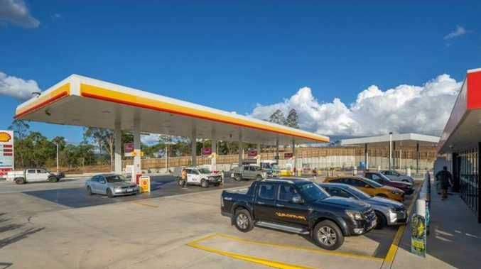 Truck stop goes under the hammer
