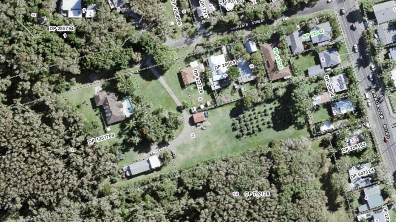 A 10-dwelling development has been proposed for a vacant property on Keats St in Byron Bay.
