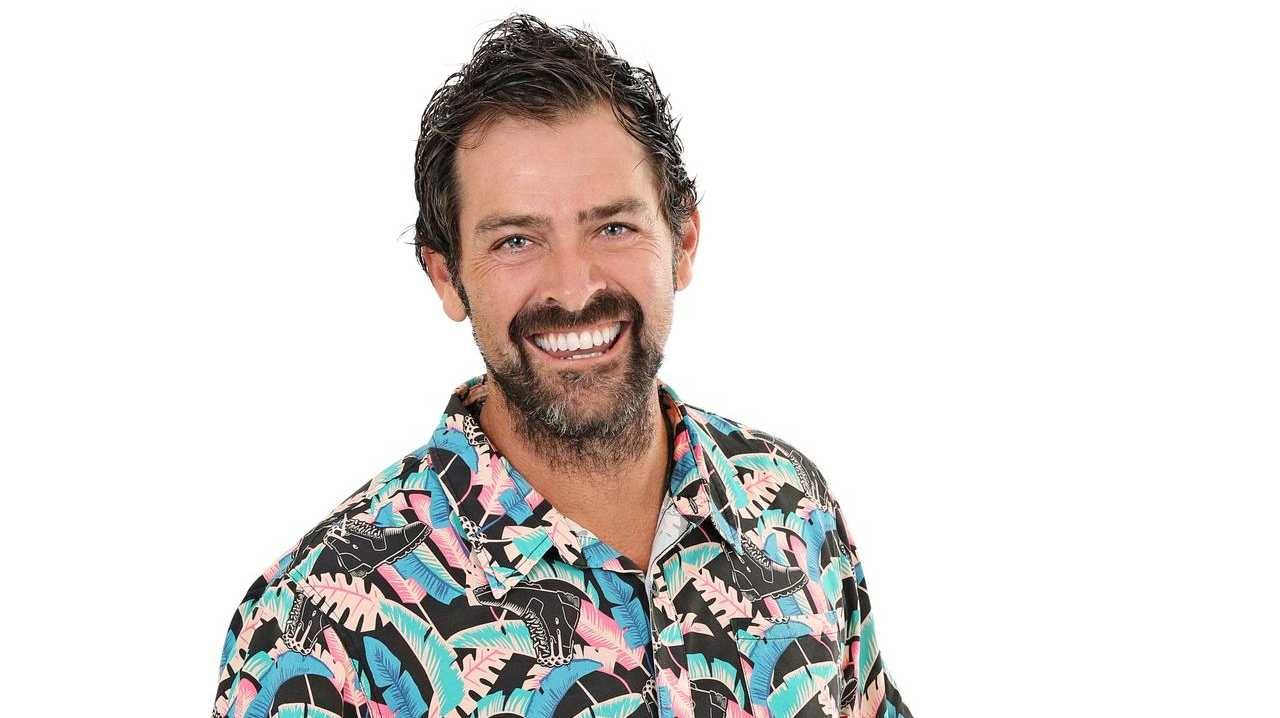 Tweed Heads marriage celebrant Shane Vincent is one of 20 contestants competing on Seven's reboot of Big Brother.
