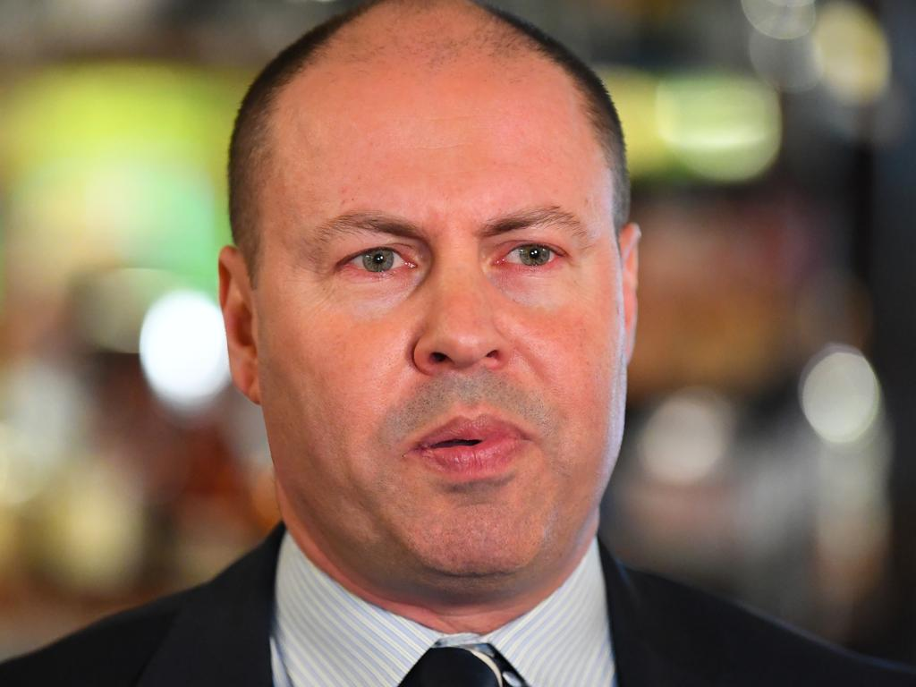 Federal treasurer Josh Frydenberg is expected to announce details later this week. Picture: AAP Image/James Ross