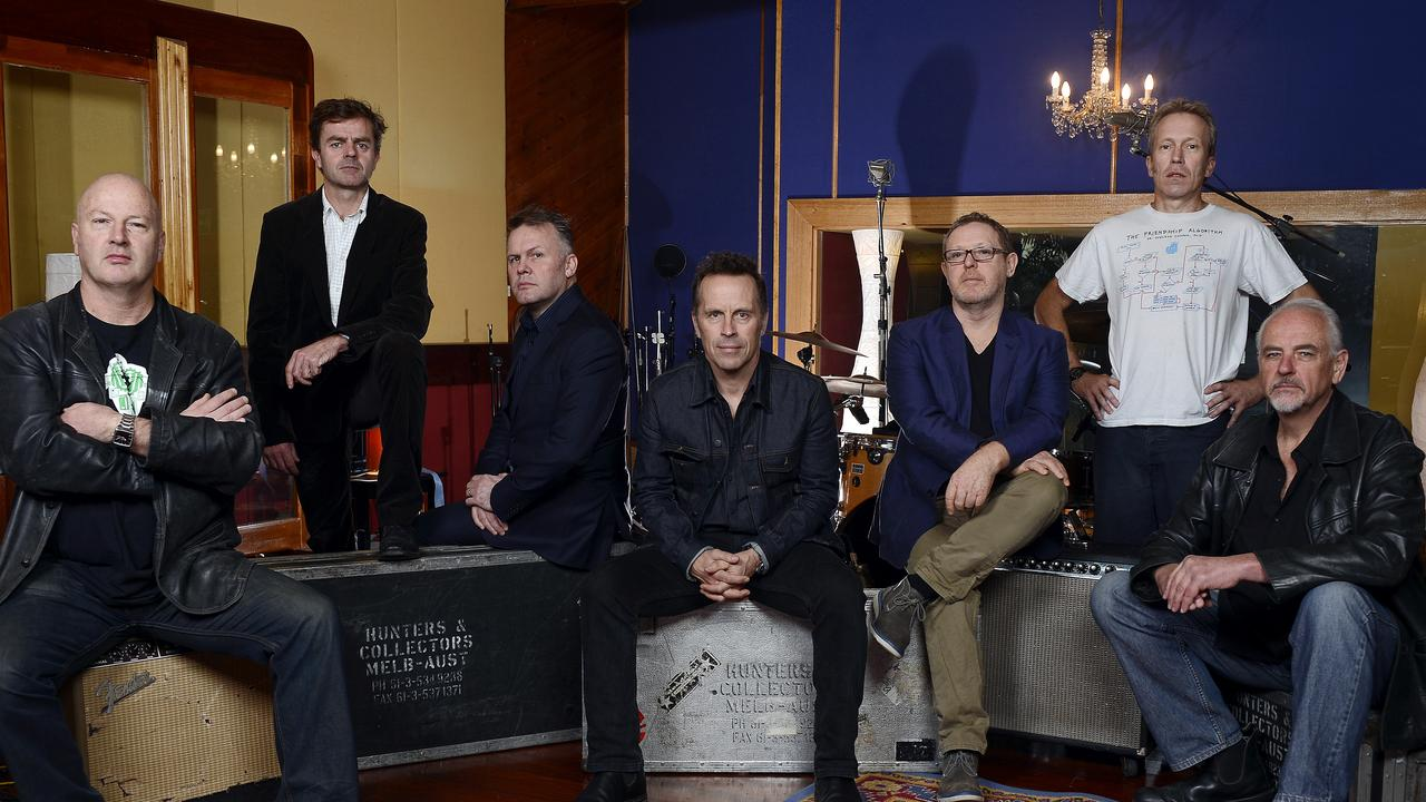 Mark Seymour hasn't completely ruled out writing new music with Hunters & Collectors. Picture: Supplied