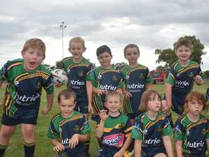 New look season for region's young footballers