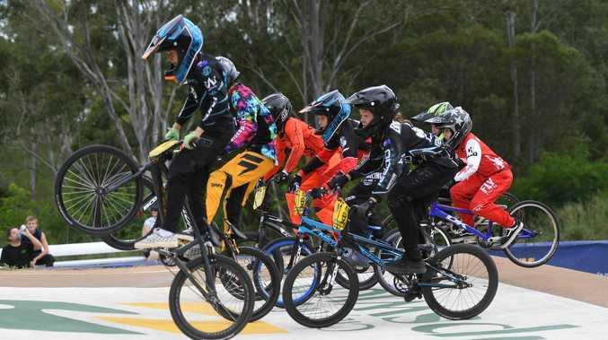 Coaching to help BMX racing return in city