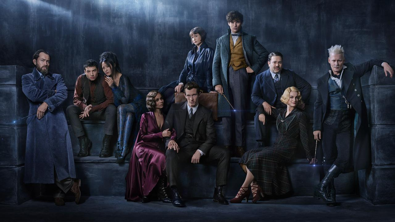 Fantastic Beasts and Where to Find Them fears a blockbuster cast Photo Credit: Mark Seliger