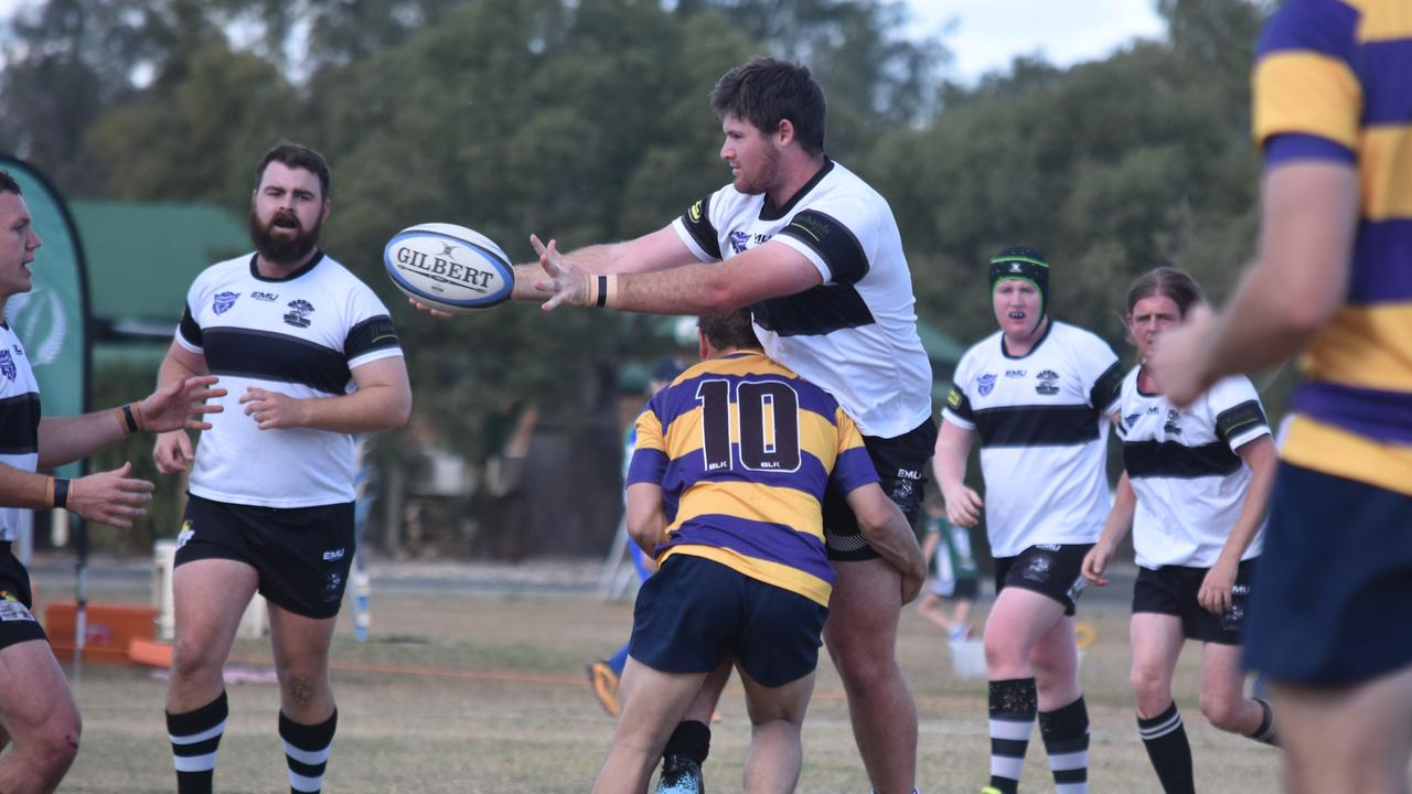 READY TO GO: The Warwick Water Rats will return to the field on July 18, with Downs Rugby confirming the start date for the 2020 season.