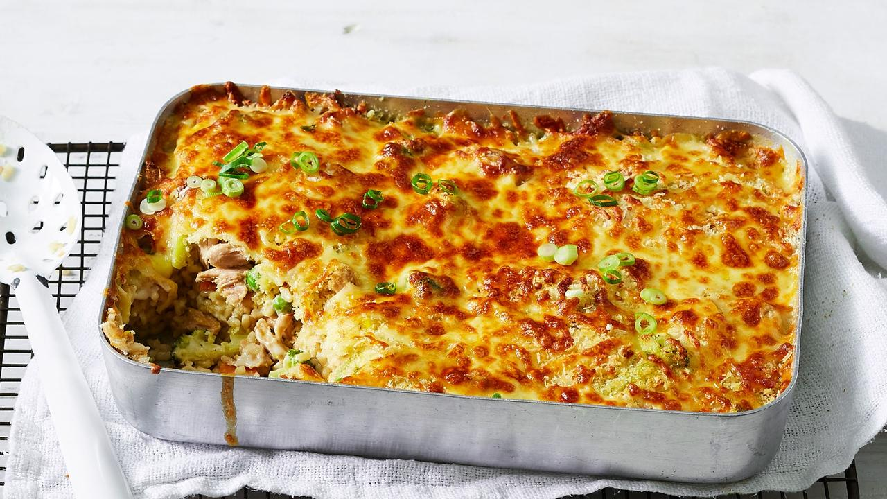 10-Minute Tuna-Mornay
