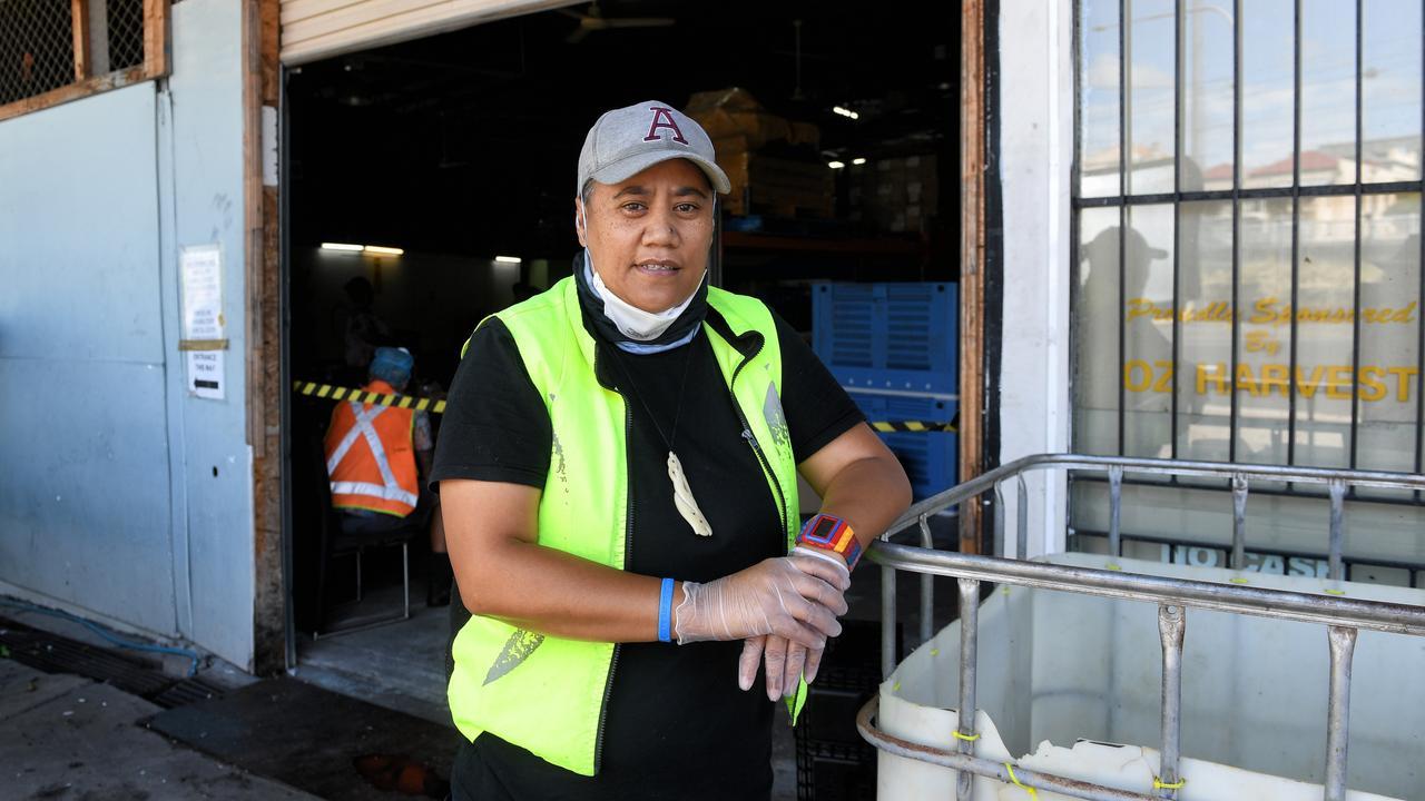 Ipswich Foodbarn managing director Qim Kauwhata.
