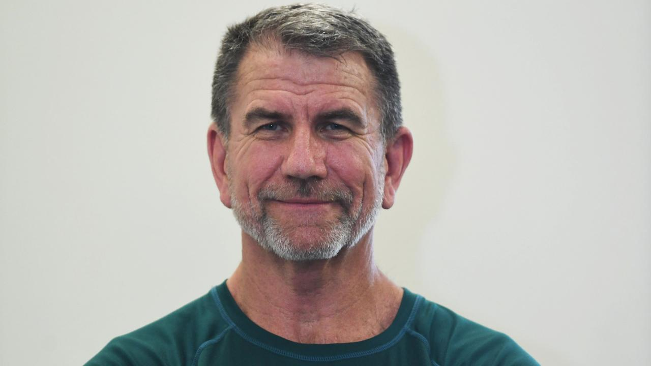PT Paul Frampton of Empower Active, one Gympie region gym already back up and running.