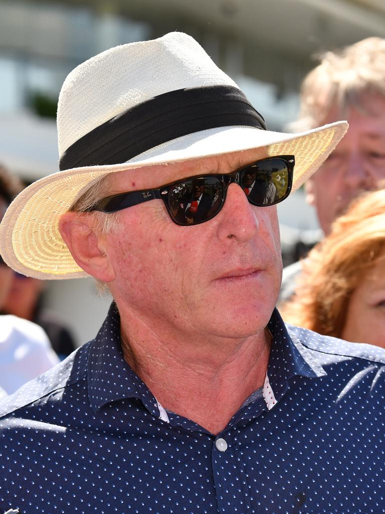 Trainer Mick Price. Picture: AAP/Quentin Lang