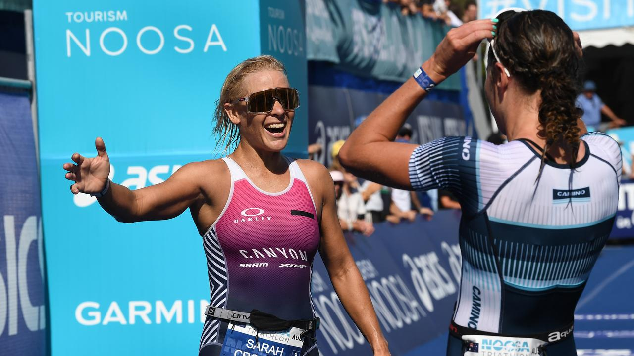 Looking to line up again in 2020 at the Noosa Tri.