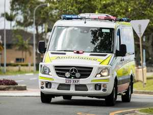 Patient suffers 'significant' injury after bicycle crash
