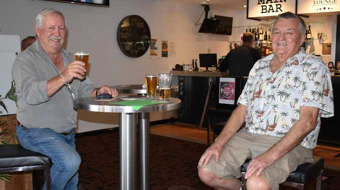 Defiant publican gets lucky with pubs opening today