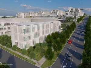 'World class' new Toowoomba hospital plans revealed