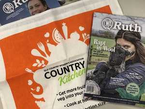 QCWA Ruth magazine gets wonderfully woolly for winter