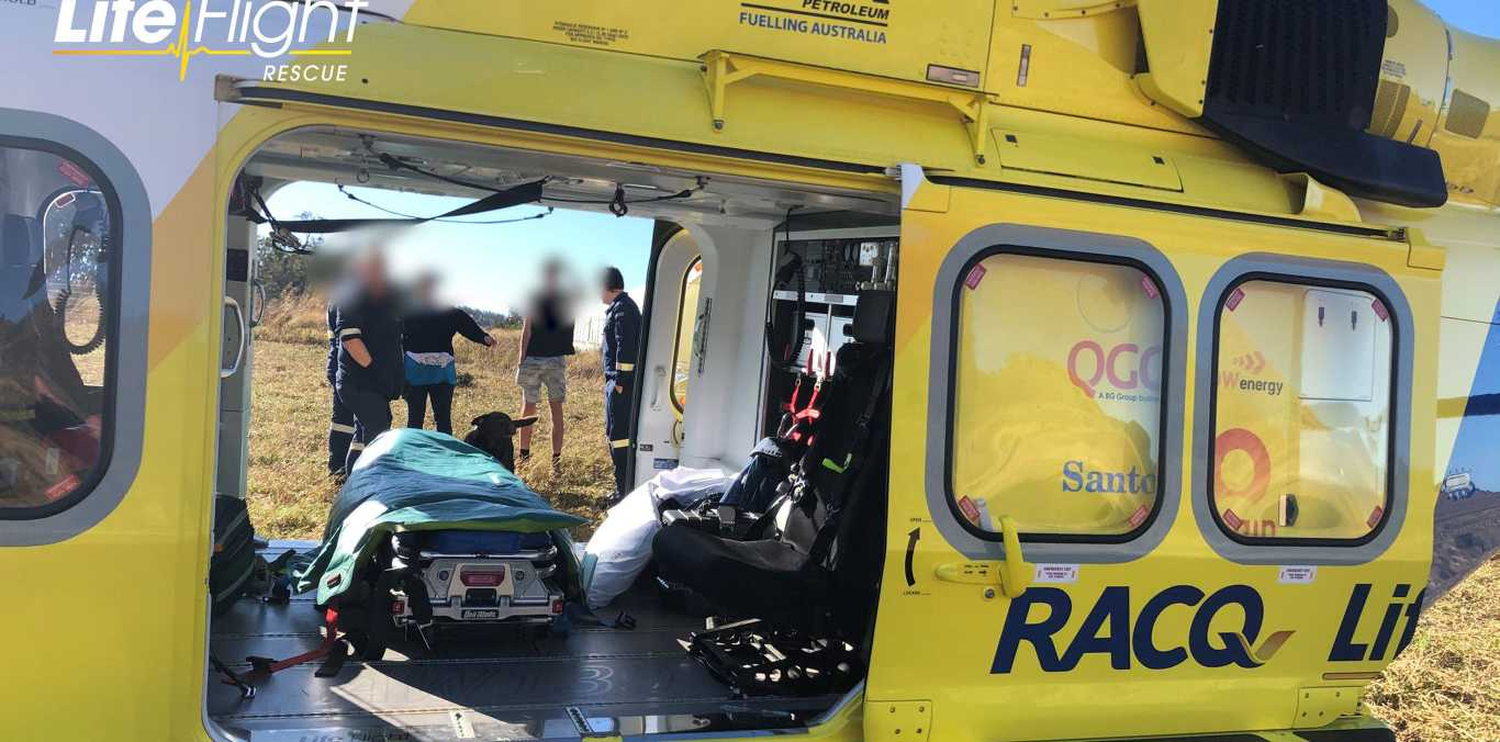 A joyrider was injured in a single-vehicle crash on West Haldon Rd, today.