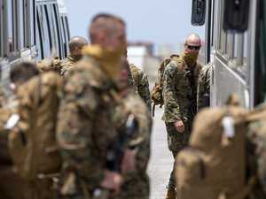 Virus experts 'not consulted' before NT Marines' decision