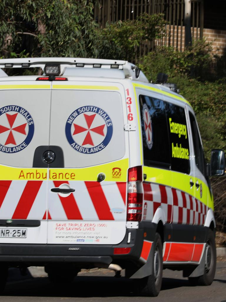 NSW paramedics are also affected.