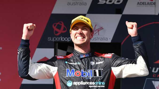 Supercars to heat up as drivers hunt McLaughlin