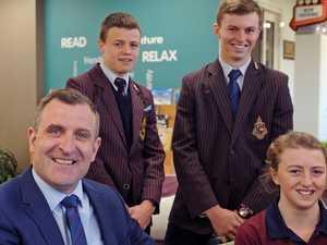 City schools nominated for prestigious national awards