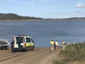 Wivenhoe kayaker lucky to live after fall into chilly water