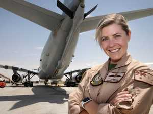 New captain blazes trail for women in deployment