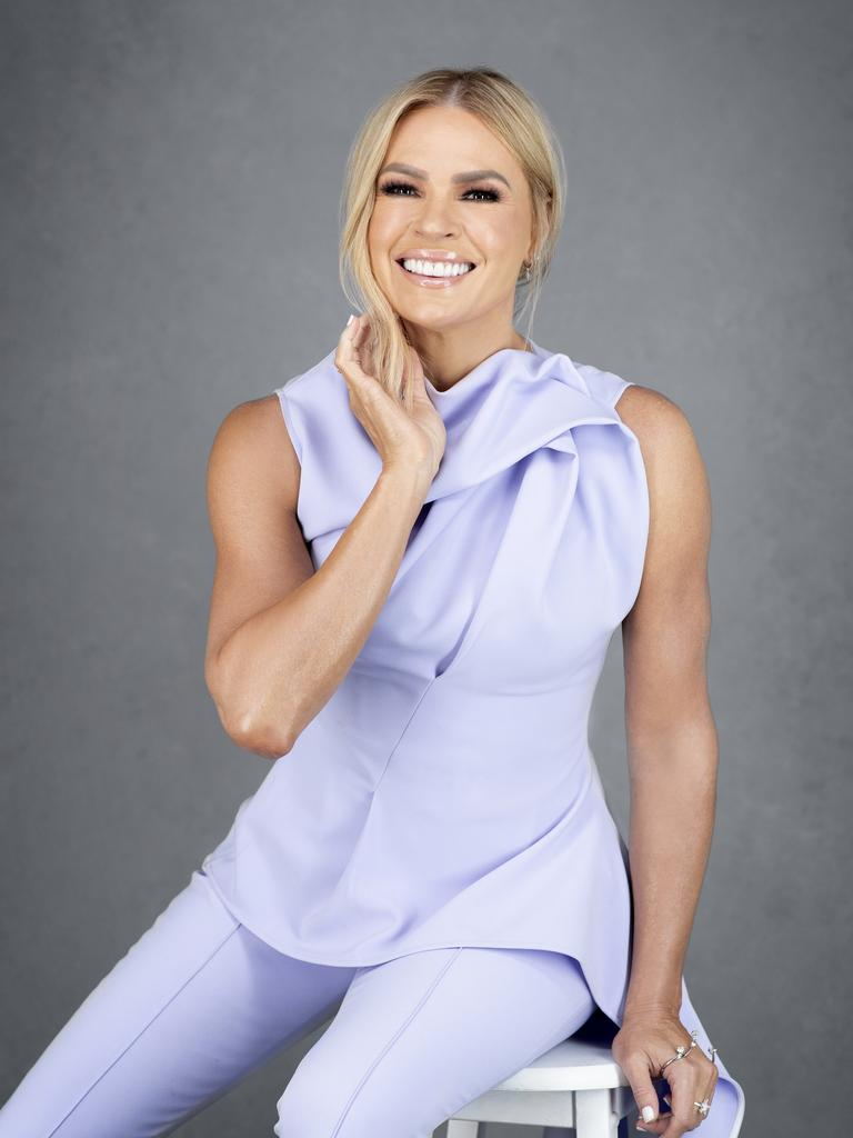 WORLD FIRST: Sonia Kruger hopes Seven's new Big Brother format will be adopted globally.