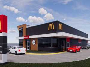 Plans lodged with council for a new McDonald's