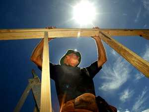 Does the local building industry require stimulus?