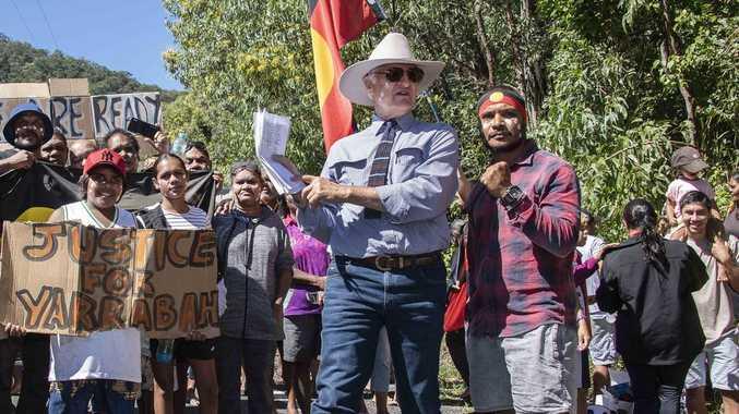 Katter calls to unlock indigenous communities