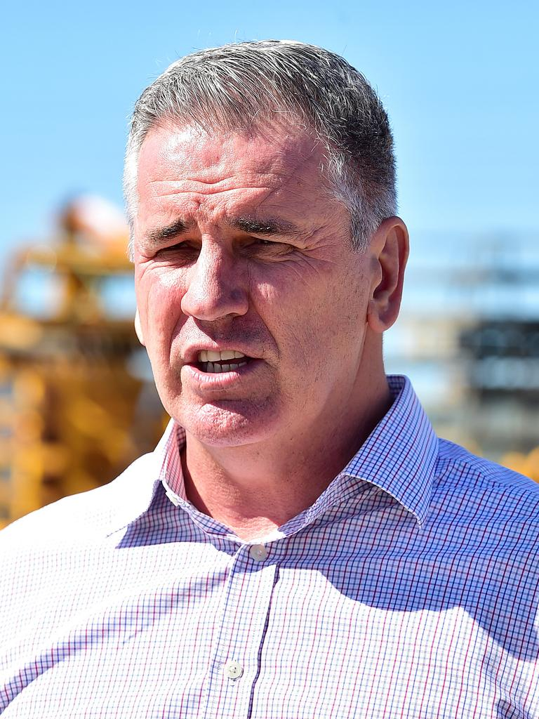 "Dale Last, Burdekin MP, said the lack of training was ""disgraceful"". Picture: Shae Beplate."