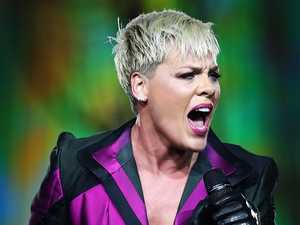 Pink lashes out at 'privileged' online trolls