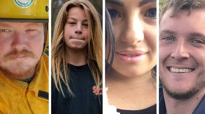 Faces of Qld's horror road toll… here are their stories