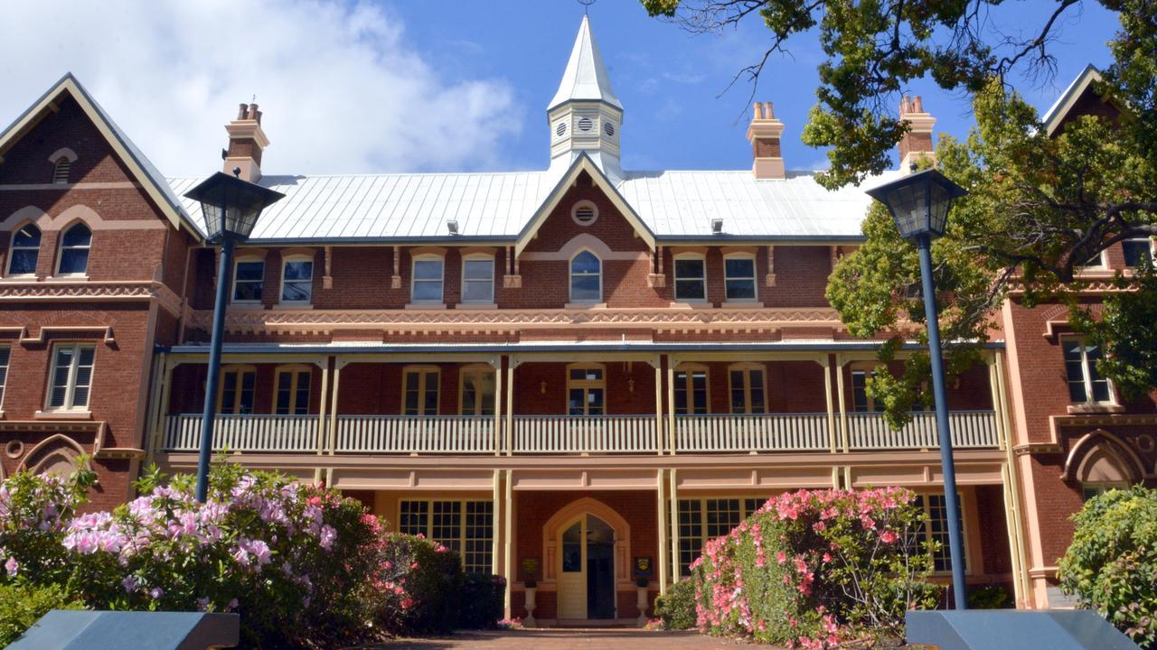 Toowoomba Grammar School made a surplus of $237,000 last year.