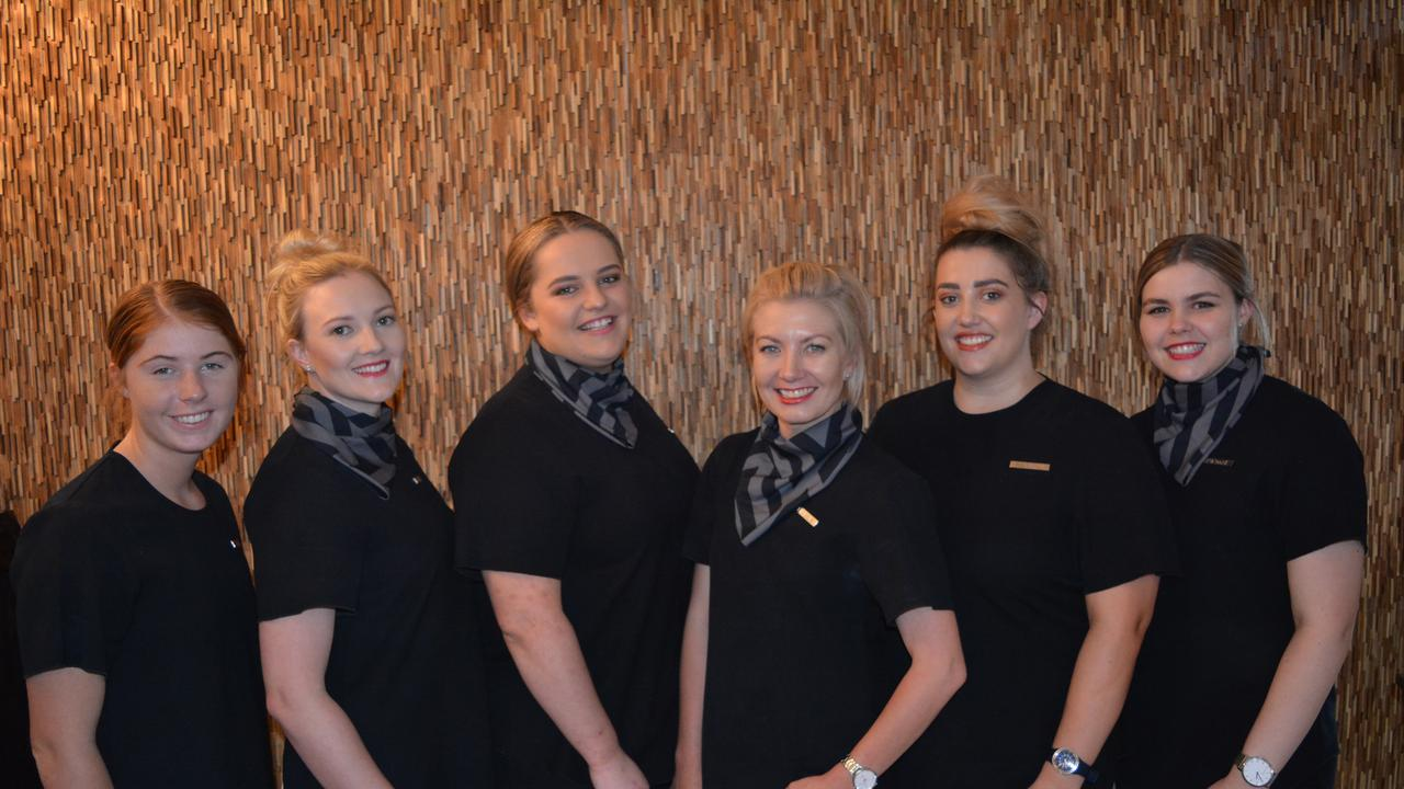 CLIENTS COME FIRST: The team at Ella Bache Dalby have survived and thrived through COVID-19 shutdowns.