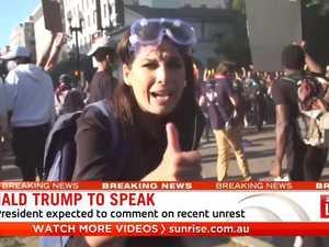 PM demands probe into US cop attack on Aussie TV crew