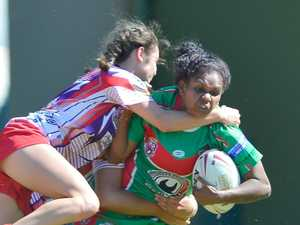 It's all over for women in rugby league competition